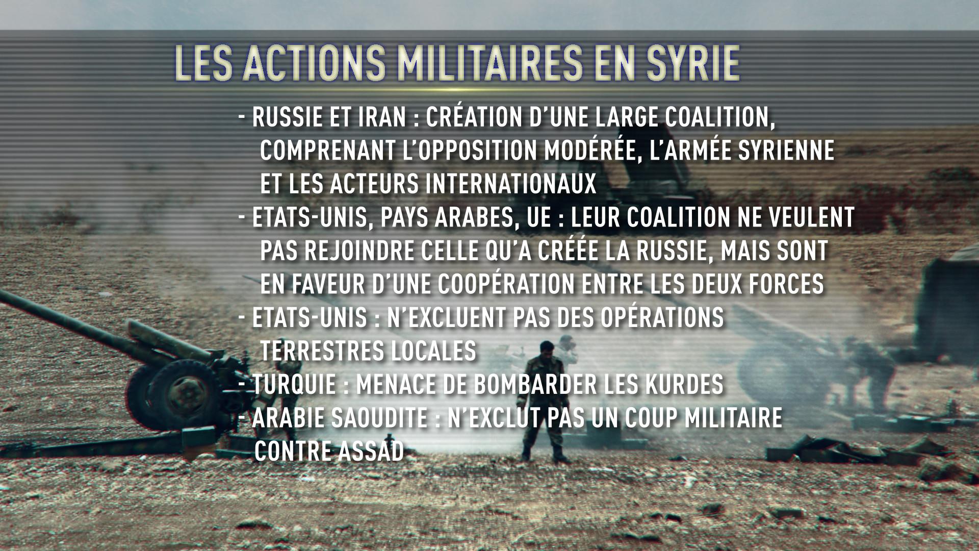 Que veulent les participants aux négociations sur la Syrie à Vienne ?