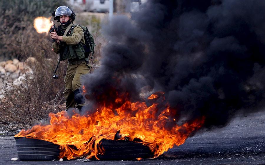 Des heurts entre Tsahal et des Palestiniens font plusieurs morts et des dizaines de blessés (VIDEO)