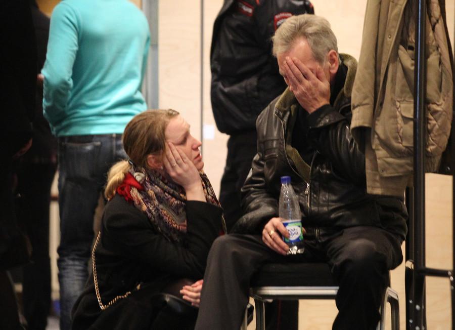 «Rentrons chez nous» : douleur et incrédulité en Russie après le crash du Sinaï