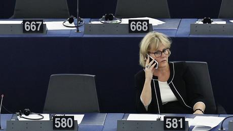 Nadine Morano est aujourd'hui très isolée au sein de son parti.