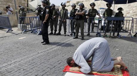 A Jérusalem, la vieille-ville fermée aux Palestiniens pour deux jours