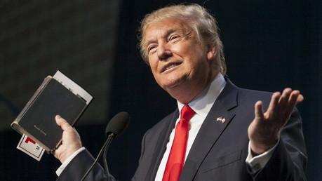 Pour Donald Trump, le Moyen-Orient serait plus stable si Kadhafi et Saddam étaient toujours là