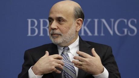 Ben Bernanke : davantage de banquiers de Wall Street auraient dû être inculpés après 2008
