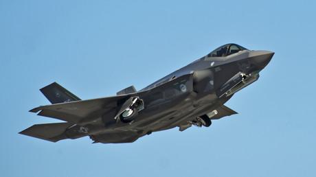 Le chasseur américain F-35 serait dangereux pour ses pilotes.