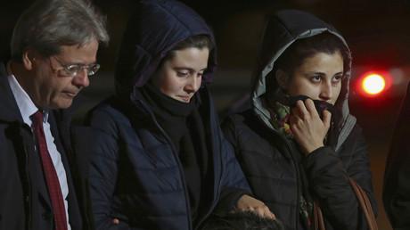 L'Italie aurait versé 11 millions d'euros à des terroristes syriens pour faire libérer deux otages