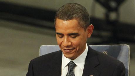 Obama, le premier prix Nobel à en bombarder un autre ?
