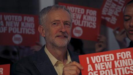 Jeremy Corbyn a dit non à la Reine.