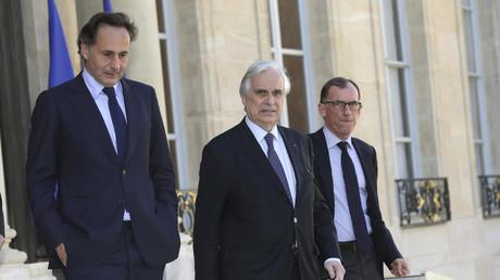 Pierre-Olivier Sûr (à gauche) et l'Ordre des avocats vont saisir la Cour européenne des droits de l'Homme.