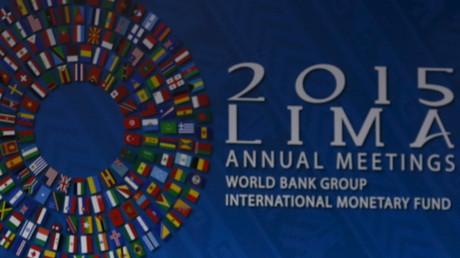 Les 20 ministres des Finances se rencontrent à Lima
