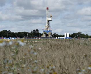 L'extraction du gaz de schiste en question