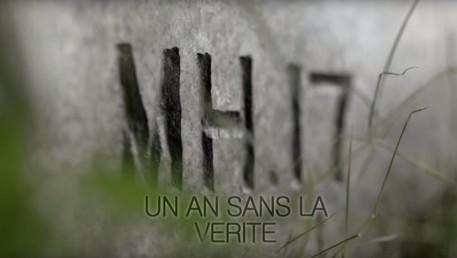 MH17 : un an sans la vérité
