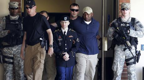Chelsea Manning amenée à la cour martiale à 2013