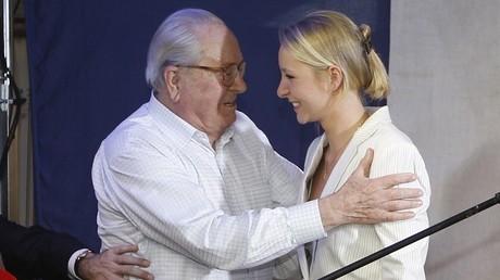 Jean-Marie Le Pen et Marion Maréchal-Le Pen