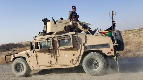 L'armée afghane semble incapable de lutter contre le retour en force des Talibans
