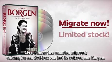 Une émission satirique hollandaise fait la promotion de l'immigration au Danemark
