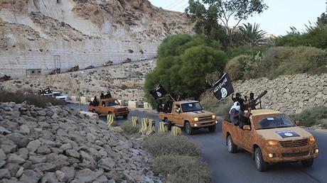 Libye, octobre 2014