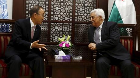 Avec Ban Ki-moon, Abbas demande à Israël de respecter les règles sur l'Esplanade des Mosquées