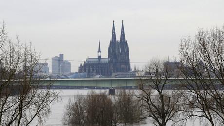 Les malfaiteurs s'en prenaient aux église de la région de Cologne
