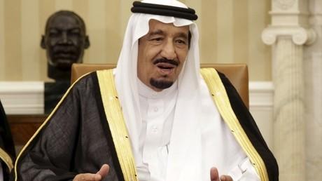 Le roi Salman ben Abdelaziz al-Saoud
