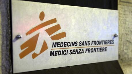 MSF a été banni de l'est de l'Ukraine, accusé d'espionnage et de trafic de médicaments