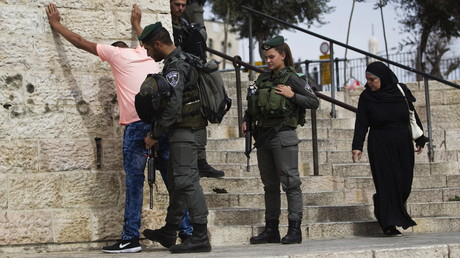 La police israélienne accusée d'empêcher l'installation de caméras sur l'esplanade des Mosquées