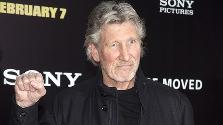 Roger Waters au lancement de son film