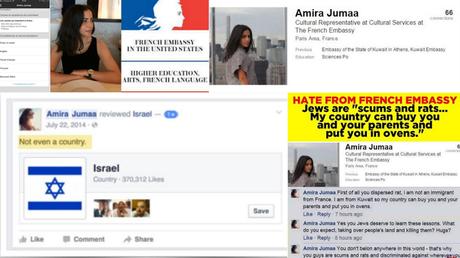 Les posts et commentaires d'Amira Jumaa
