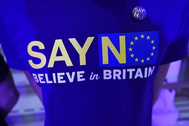 En cas de Brexit, le Royaume-Uni devra faire face à des barrières commerciales avec les Etats-Unis.