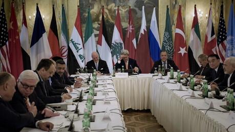 Les négociations à Vienne