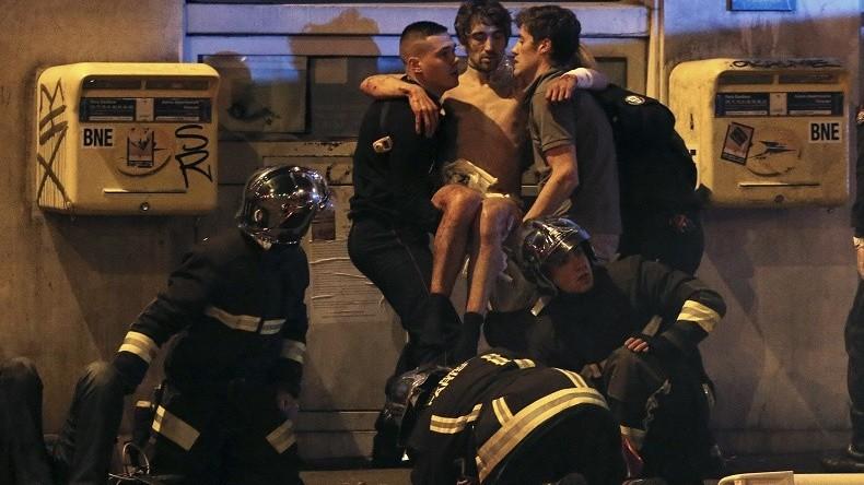 La série de fusillades a eu lieu dans le Nord-Est du centre de Paris.
