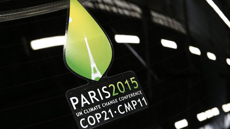 Logo officiel de la conférence COP21
