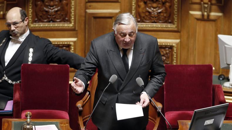 Le Senat et son président, Gérard Larcher, ont adopté à une large majorité la prolongation de l'état d'urgence.