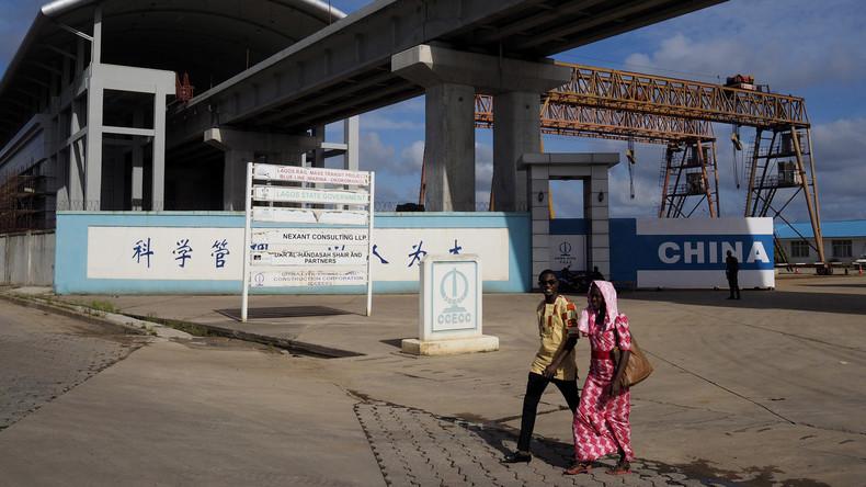 Afrique La Chine Va Pratiquer Une économie De Comptoir Rt En