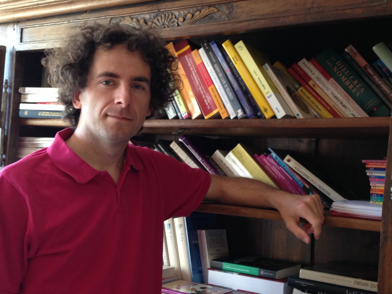 Benoît Rittaud est l'une des figures majeures du climato-sceptiscisme en France.