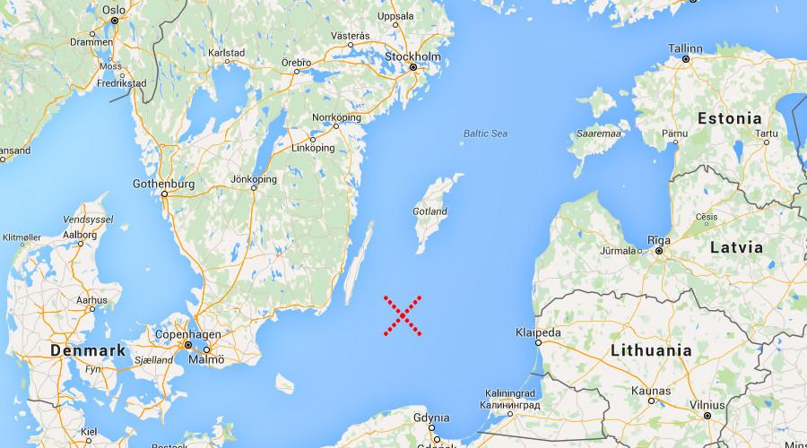 Un drone sous-marin muni d'explosifs repéré près du gazoduc Nord Stream dans la mer Baltique