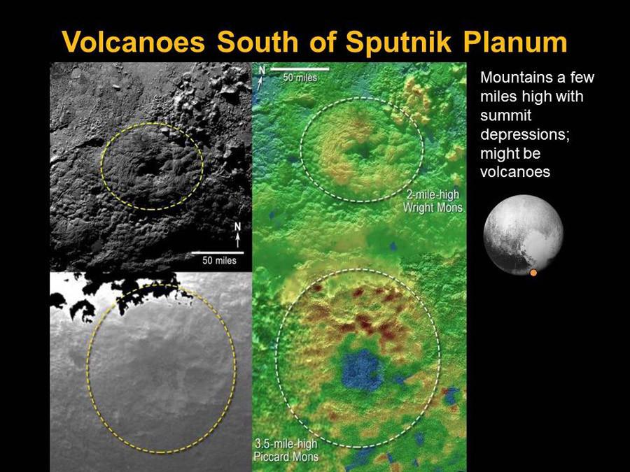 «Incroyable !» : Des volcans de glace, des lunes qui dansent… Pluton se dévoile à la NASA