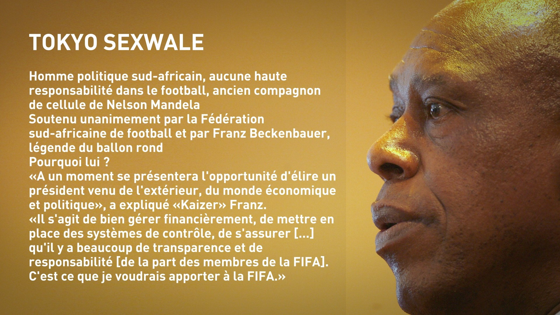 Cinq candidats à la conquête du trône de président de la FIFA