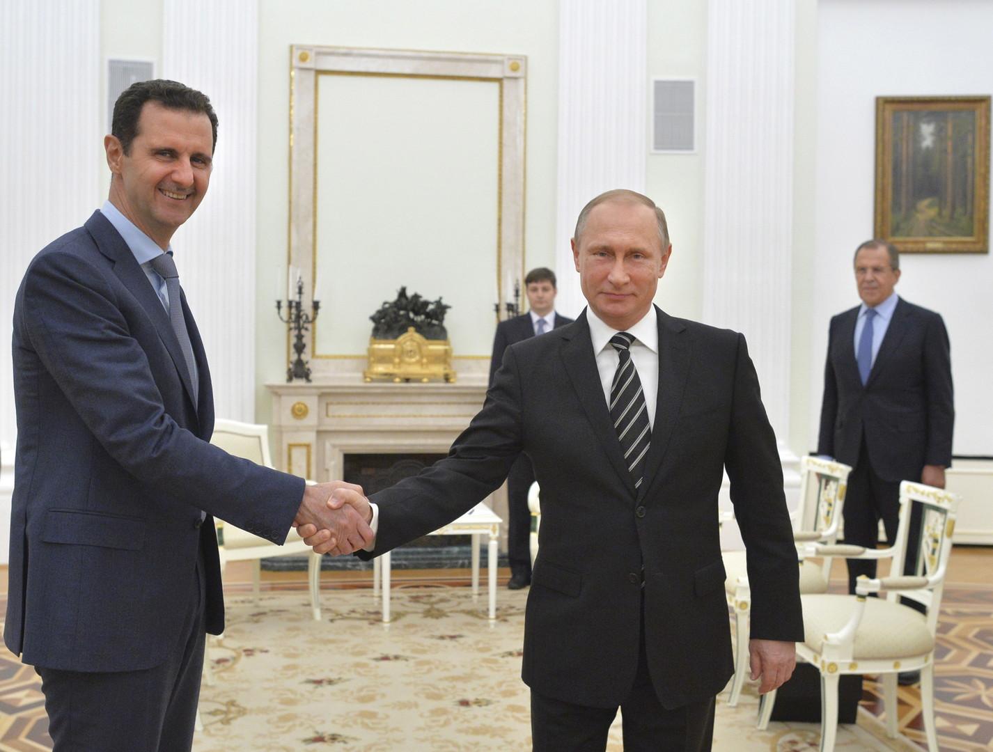 Les cinq points clés de l'interview de Vladimir Poutine aux agences de presse russe et turque