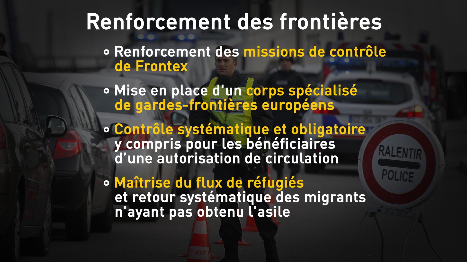 Cazeneuve à Bruxelles : les trois points clefs du renforcement de la lutte contre le terrorisme