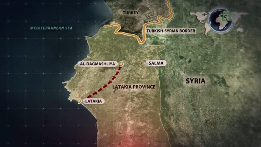 Une équipe de RT en reportage a été prise pour cible à la frontière turco-syrienne (VIDEO)