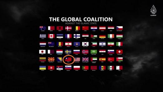 Daesh provoque une nouvelle fois la Chine en reconnaissant Taïwan