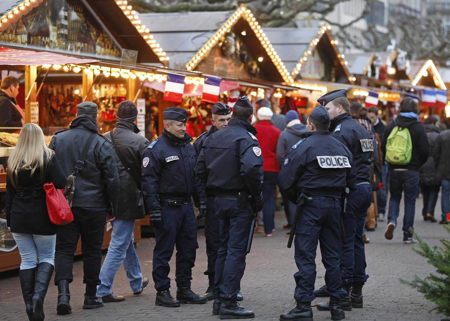 Le marché de Noël à Strasbourg a noté une baisse de fréquentation