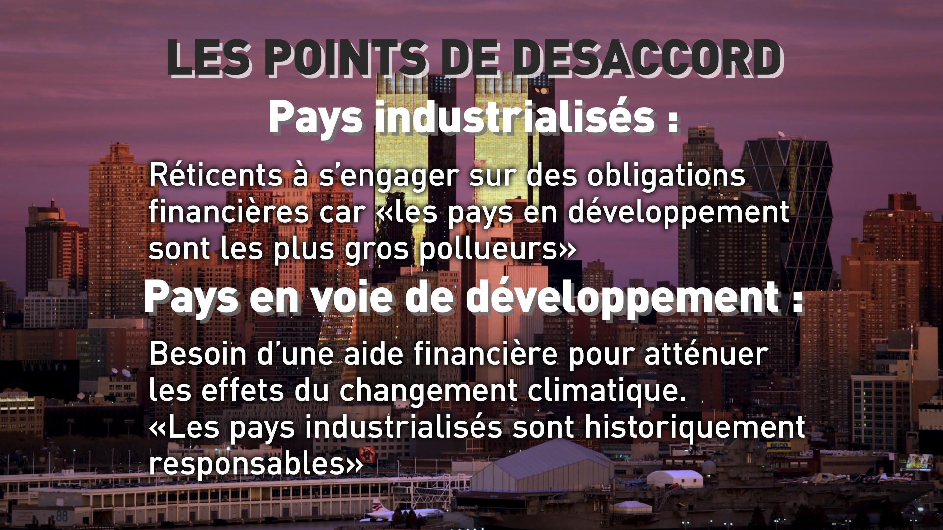 La COP21 pour les nuls