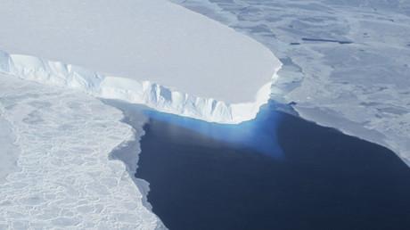 Le glacier de Thwaites
