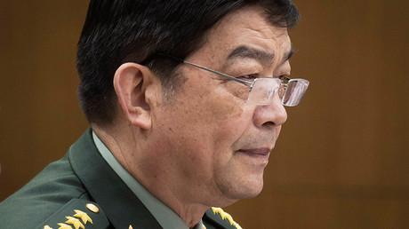 Le ministère chinois de la Défense Chang Wanquan