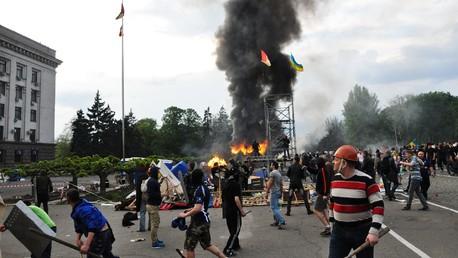 Odessa, le 2 mai 2014
