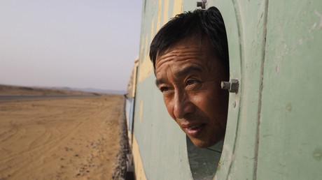 Un homme d'affaires chinois en Mauritanie