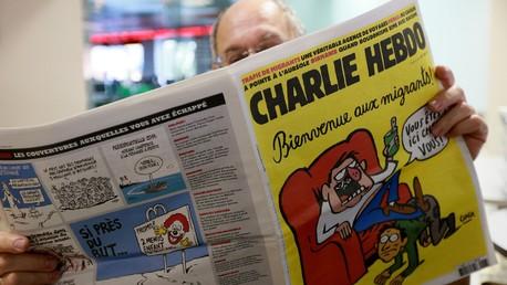 La Russie reçoit avec écœurement les caricatures de Charlie Hebdo sur le crash de l'A321