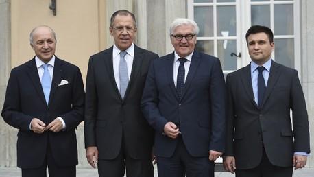 Lavrov : les accords de Minsk-2 ne seront en vigueur que lorsqu'ils seront appliqués intégralement