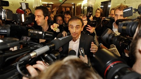 Zemmour à nouveau au centre de l'attention